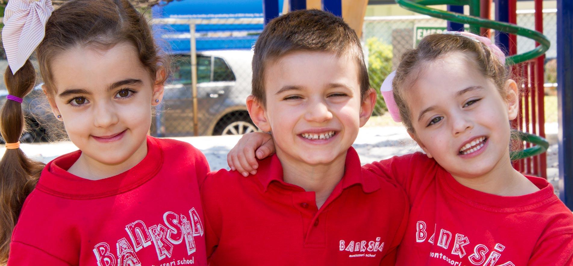 Banksia Montessori School Perth